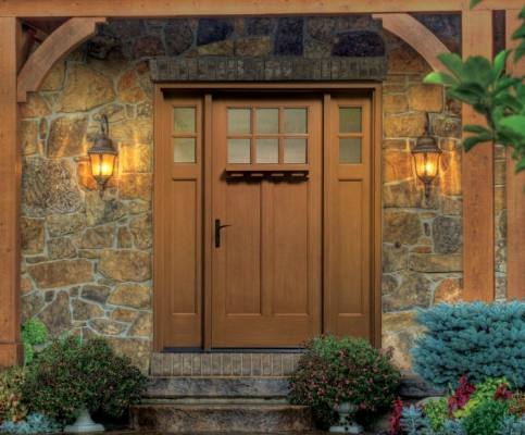 Exterior doors photo gallery artisan exteriors for American classic homes mn