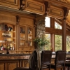 Wood Mode Bar & Fireplaces