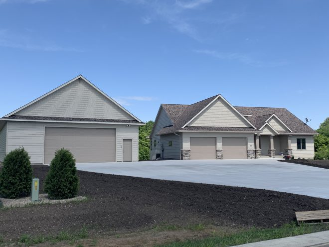 Exterior Home Project
